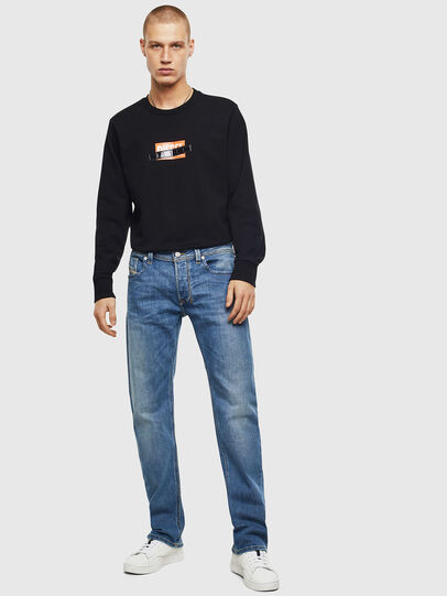 Diesel - Larkee CN035, Medium blue - Jeans - Image 5