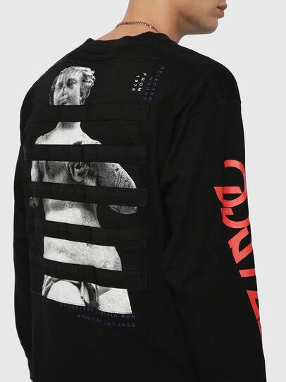 Diesel - T-LUCAS-LS-YB,  - T-Shirts - Image 2