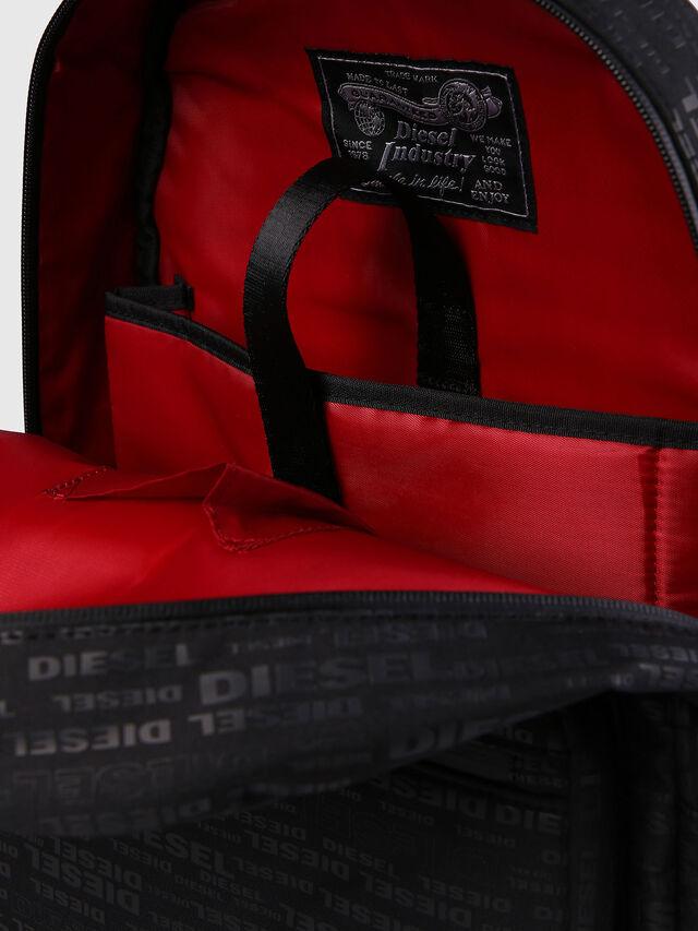 Diesel - F-DISCOVER BACK, Black/Red - Backpacks - Image 6