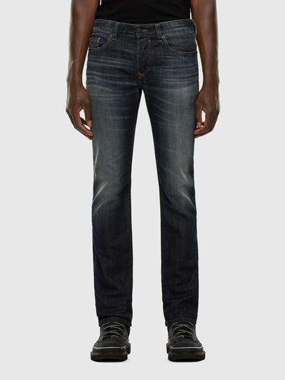 Diesel - Safado 009EP, Dark Blue - Jeans - Image 1