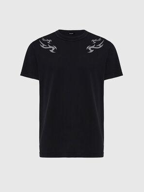 T-DIEBIND, Black - T-Shirts