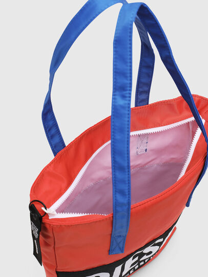 Diesel - BBAG-TOTE, Red - Beachwear accessories - Image 6