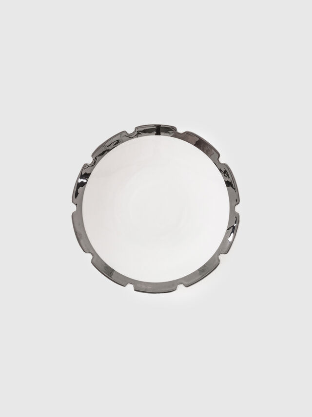 Diesel - 10985SIL MACHINE, White - Plates - Image 1