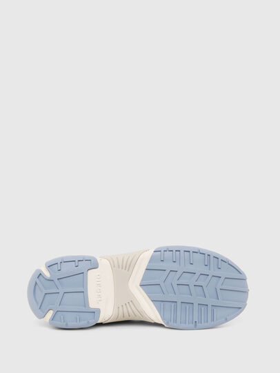 Diesel - S-KIPPER BAND, White/Blue - Sneakers - Image 4