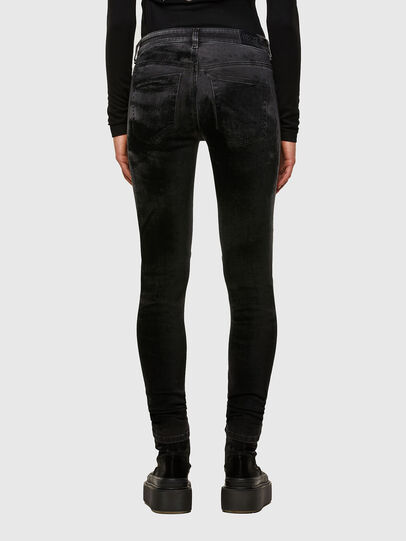 Diesel - Slandy 069TC, Black/Dark grey - Jeans - Image 2