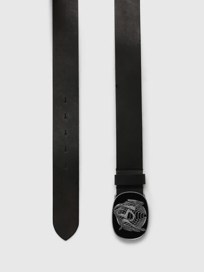 Diesel - B-VASCKY, Dark Brown - Belts - Image 3