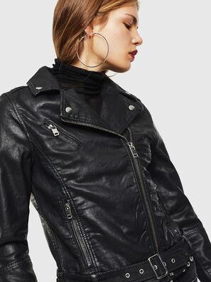 KERBIZ JOGGJEANS, Black - Denim Jackets