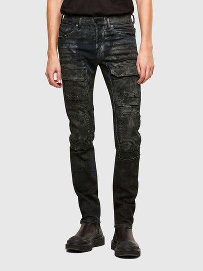 Diesel - TYPE-2019, Dark Blue - Jeans - Image 1