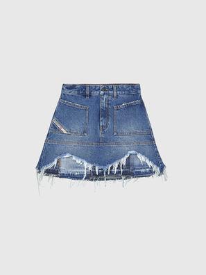 DE-JAUME, Medium blue - Skirts