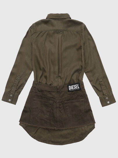 Diesel - DESYZ, Military Green - Dresses - Image 2