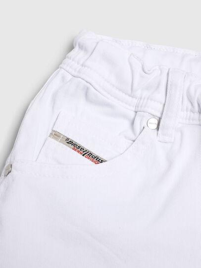 Diesel - KROOLEY-NE-J SH, White - Shorts - Image 3