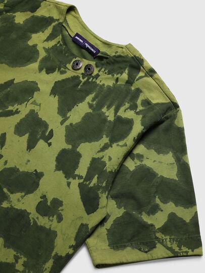 Diesel - PR-TS01, Green - T-Shirts - Image 5