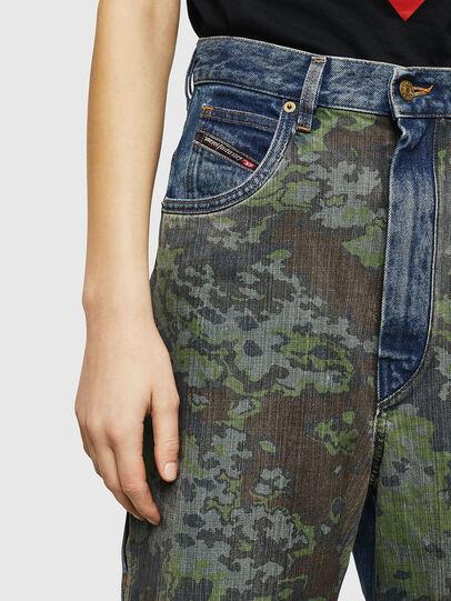 Diesel - D-Luite 0078E, Medium blue - Jeans - Image 3