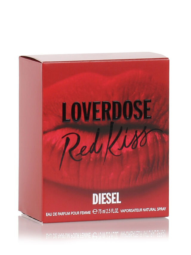 Diesel - LOVERDOSE RED KISS EAU DE PARFUM 75ML, Red - Loverdose - Image 3
