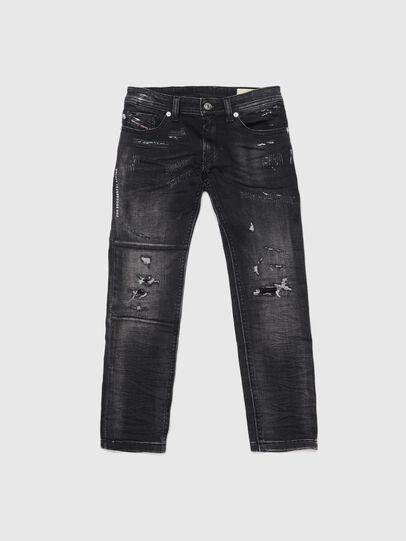 Diesel - THOMMER-J JOGGJEANS, Black/Dark grey - Jeans - Image 1