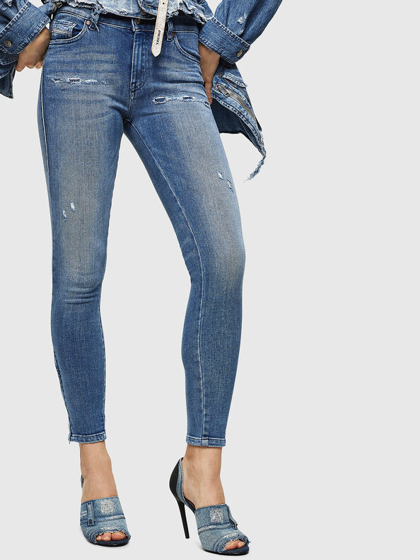 Slandy Zip 083AP,  - Jeans