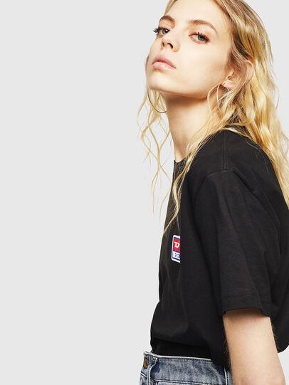 Diesel - T-DIEGO-DIV, Black - T-Shirts - Image 6