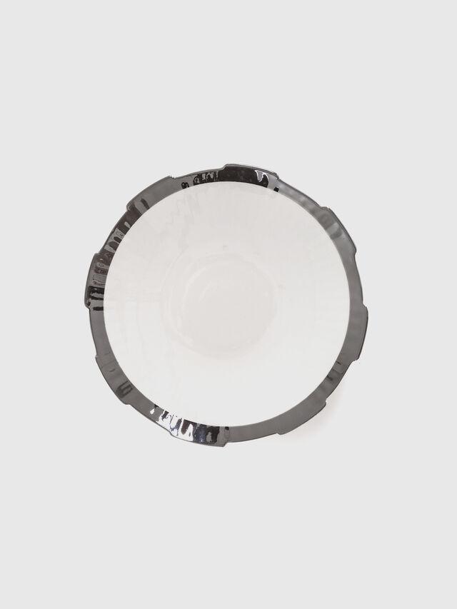 Living 10988SIL MACHINE, White - Plates - Image 1