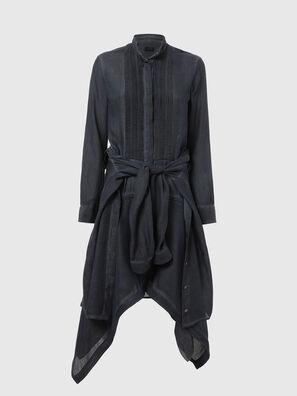 DERHONDA, Dark Blue - Dresses