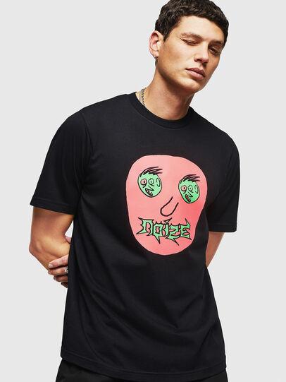 Diesel - T-JUST-B27,  - T-Shirts - Image 1