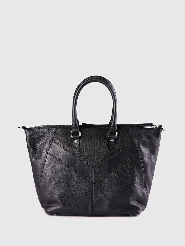 Diesel - LE-NINNA, Black - Shopping and Shoulder Bags - Image 3