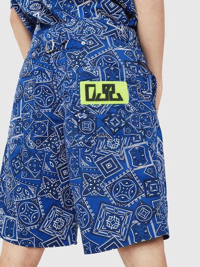 Diesel - P-FRANK-DNM-SHORT-P,  - Shorts - Image 4
