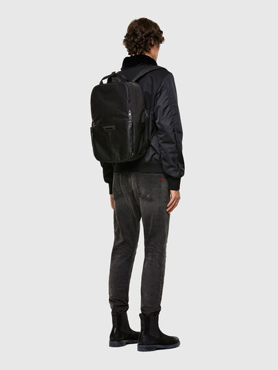 Diesel - GINKGO FP, Black - Backpacks - Image 6