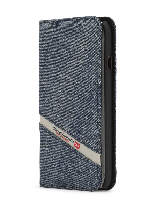 DENIM IPHONE 8 PLUS/7 PLUS FOLIO, Blue Jeans