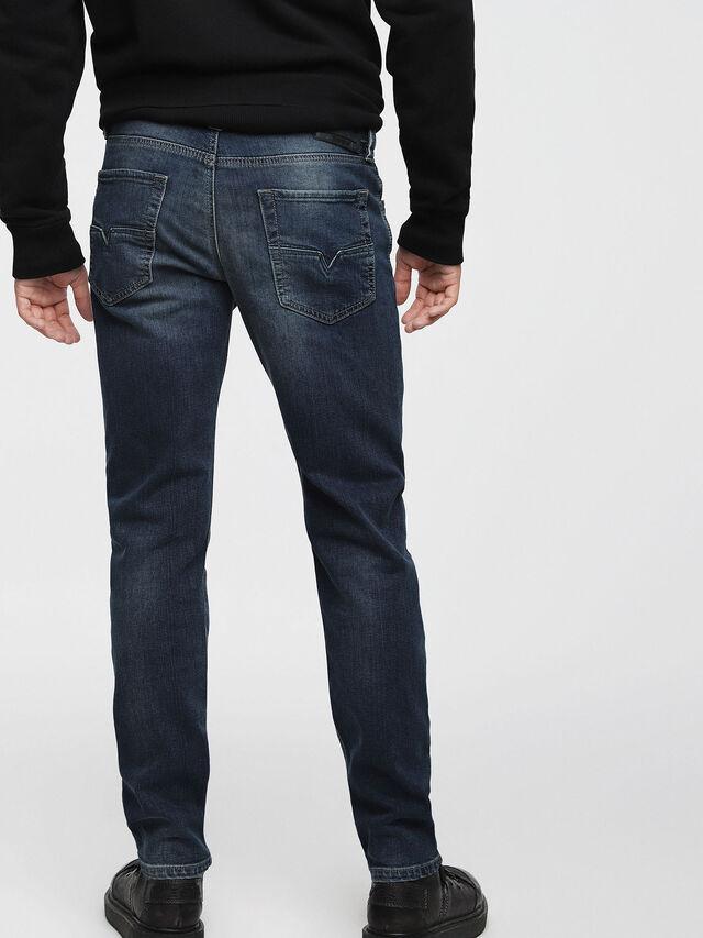 Diesel - Larkee-Beex 084BU, Dark Blue - Jeans - Image 2