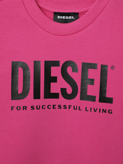 Diesel - SCREWDIVISION-LOGOB-, Pink - Sweaters - Image 3