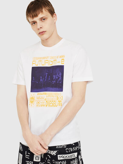 Diesel - T-JUST-Y16,  - T-Shirts - Image 1