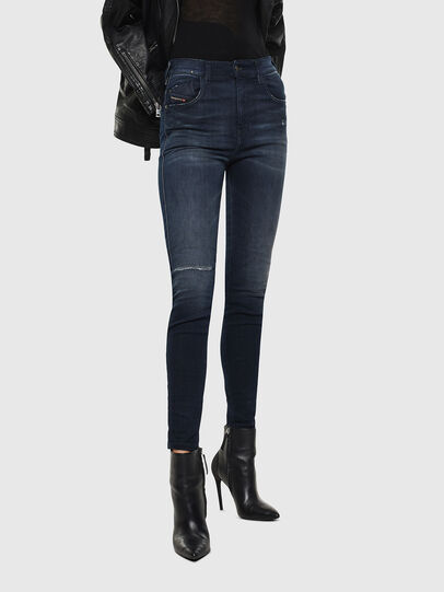 Diesel - Slandy High 0870C,  - Jeans - Image 1