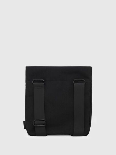 Diesel - F-URBHANITY CROSS, Black - Crossbody Bags - Image 2