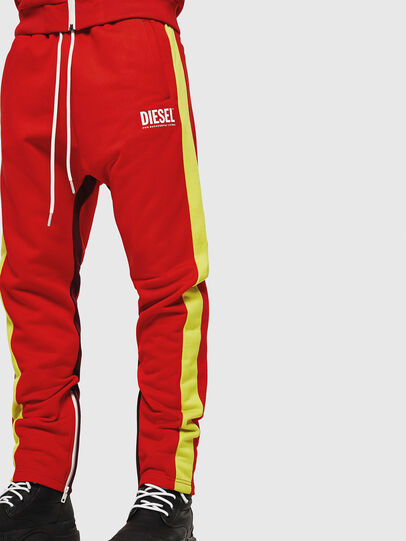 Diesel - P-AKONY, Fire Red - Pants - Image 5
