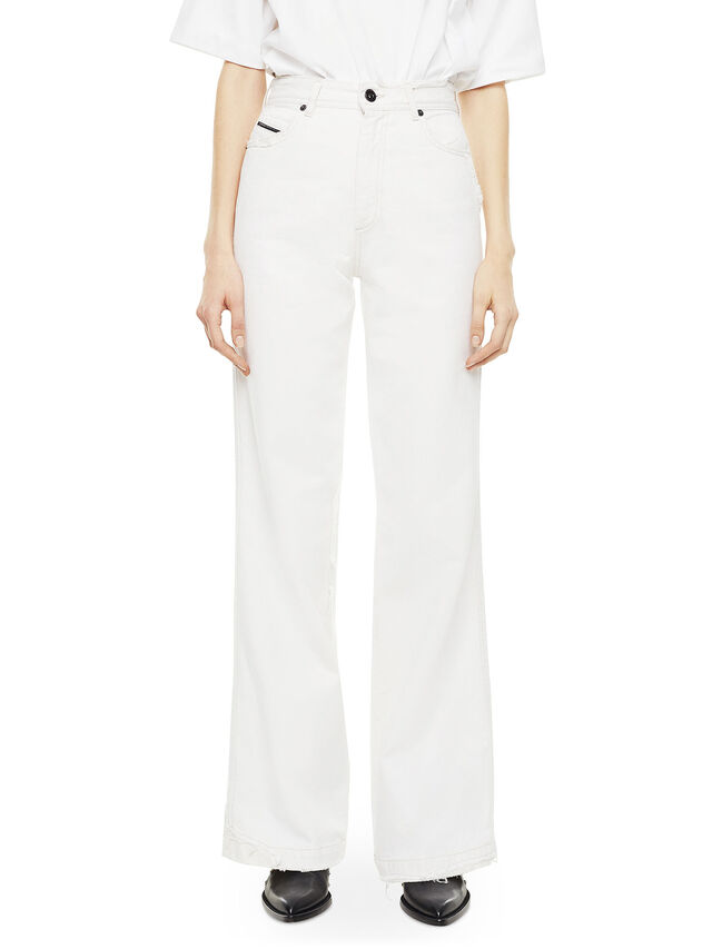 Diesel - TYPE-1903A, White - Jeans - Image 1