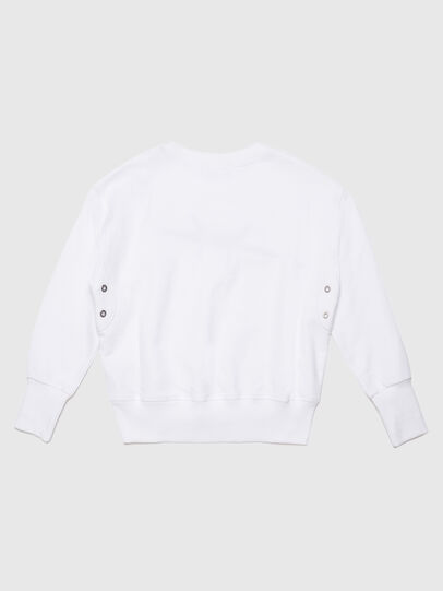 Diesel - SMAGDAC, White - Sweaters - Image 2