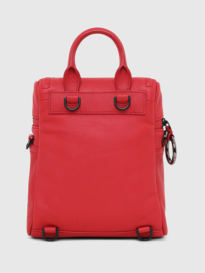 Diesel - ERACLEA, Fire Red - Backpacks - Image 2