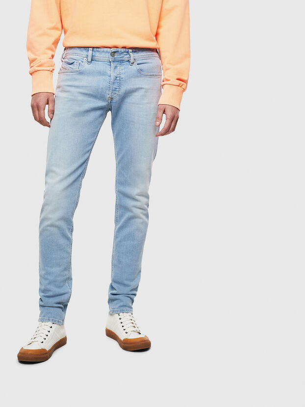 Sleenker 009BJ, Light Blue - Jeans