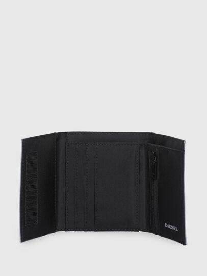 Diesel - YOSHINO LOOP II, Grey - Small Wallets - Image 3