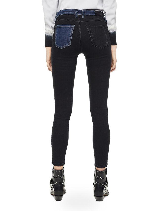 Diesel - TYPE-161C, Black - Jeans - Image 2