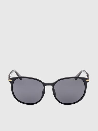 Diesel - DL0353, Black/Yellow - Sunglasses - Image 1