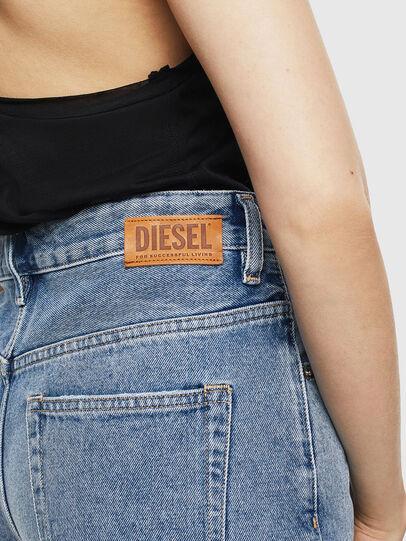 Diesel - DE-REG, Light Blue - Shorts - Image 5