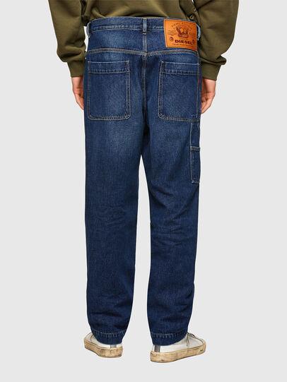 Diesel - D-Franky 009NE, Dark Blue - Jeans - Image 2