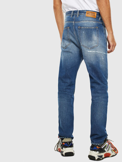 Diesel - D-Vider 0097B, Medium blue - Jeans - Image 2