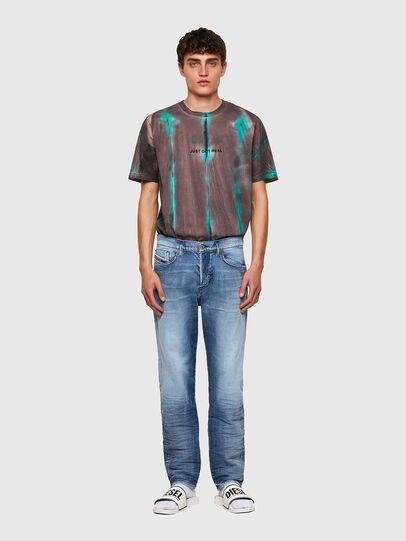 Diesel - D-Fining 009NS, Light Blue - Jeans - Image 5