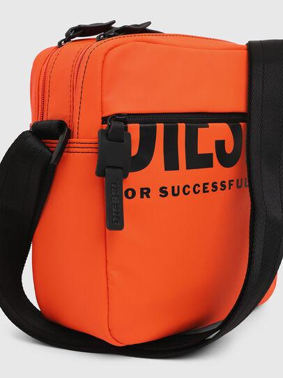 Diesel - DOUBLECROSS, Orange - Crossbody Bags - Image 4