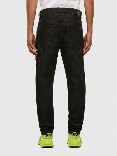Diesel - D-Vider 009GR, Black/Dark grey - Jeans - Image 2