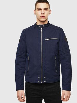 J-GLORY, Dark Blue - Jackets