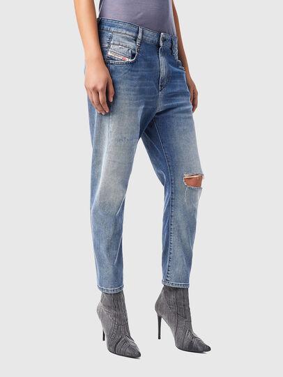 Diesel - Fayza 09B16, Light Blue - Jeans - Image 6