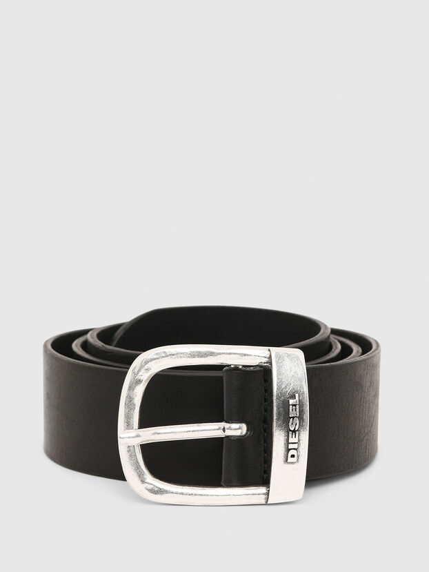 B-ROUNCLE, Black - Belts
